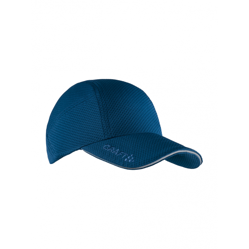 Беговая кепка Craft Running Cap (арт. 1900095) - 1373-синий