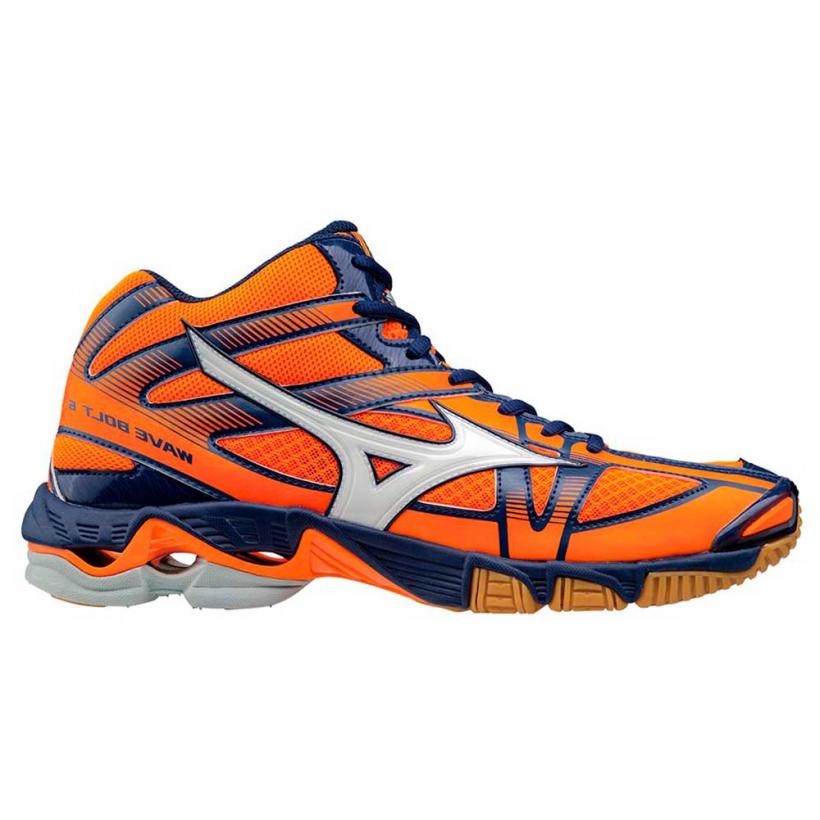 Кроссовки волейбольные MIZUNO WAVE BOLT 6 MID мужские V1GA1765 купить в  интернет-магазине Sportkult 993dc8fe05c