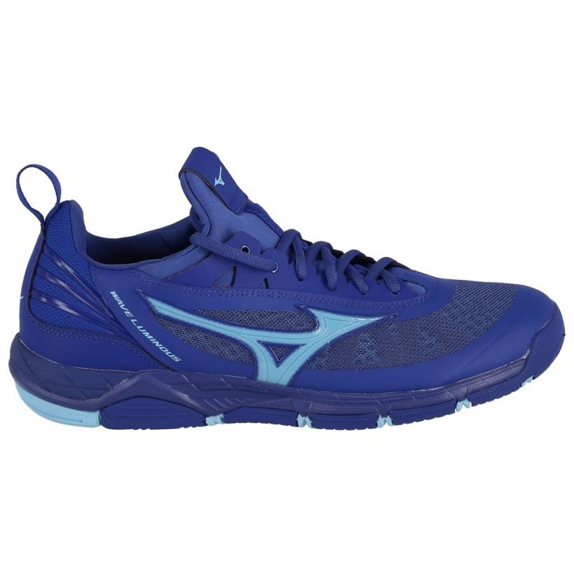 1fbbc4cb Кроссовки волейбольные Mizuno Wave Luminous мужские V1GA1820 купить в  интернет-магазине Sportkult