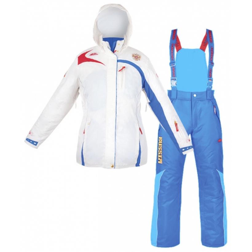 Купить Лыжный Спортивный Костюм Женский Доставка
