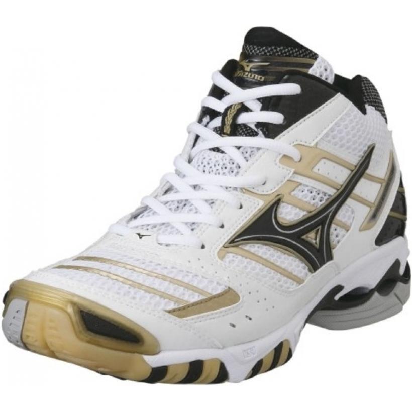 da4403c0 Кроссовки волейбольные Mizuno Wave Lightning Mid 09KV192 купить в интернет-магазине  Sportkult