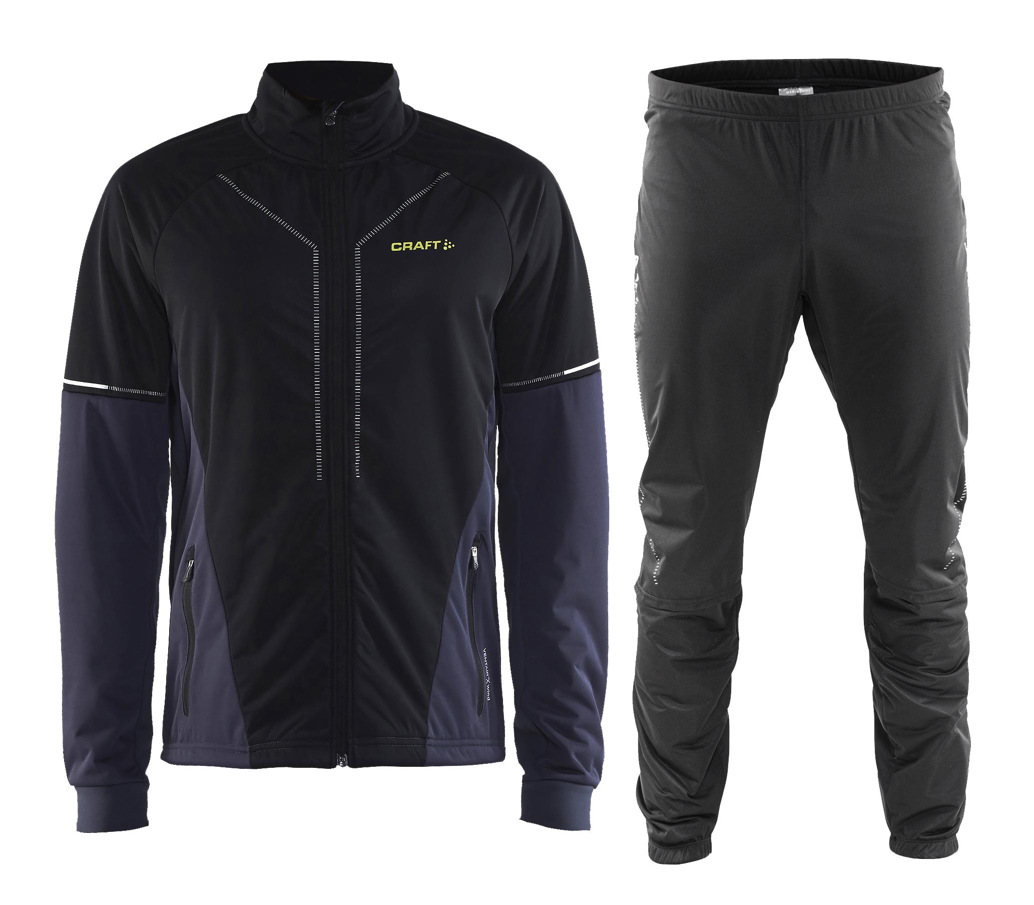 4836c06a8cc5 Лыжный костюм Craft Storm 2.0 мужской 1904258 1904260 купить в ...